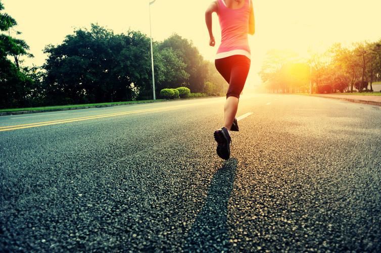 長跑訓練講座與實踐